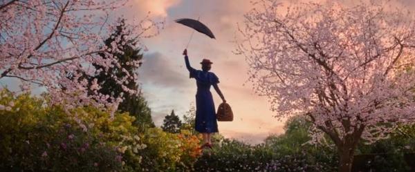 Le retour de Mary Poppins en sortie nationale mercredi 19 décembre !
