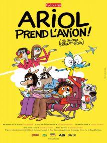 ARIOL PREND L'AVION (ET AUTRES TETES EN L'AIR)