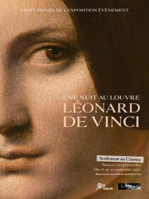 Une Nuit au Louvre : Léonard de Vinci