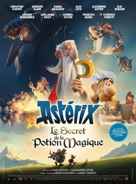 ASTERIX : LE SECRET DE LA POTION MAGIQUE