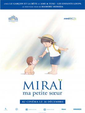 MIRAI, MA PETITE SOEUR