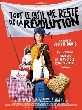 TOUT CE QU'IL ME RESTE DE LA REVOLUTION