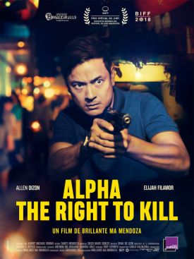 ALPHA: THE RIGHT TO KILL