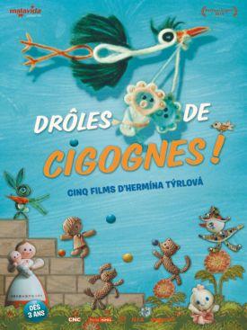 DROLES DE CIGOGNES !