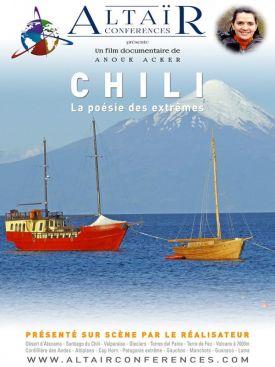 CHILI, LA POESIE DES EXTREMES