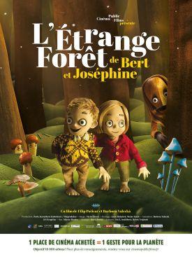 L ETRANGE FORET DE BERT ET JOSEPHINE