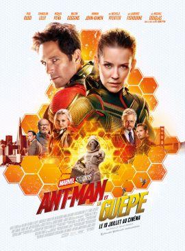 ANT-MAN ET LA GUEPE